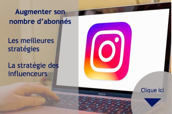 te donner les vraies stratégies Instagram pour avoir plus d'abonnés