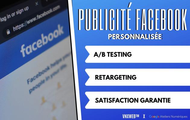 mettre en place une publicité Facebook efficace