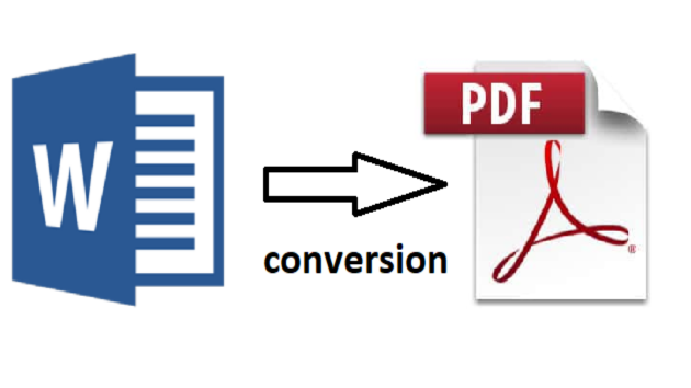 je vais convertir 25 fichiers word en pdf pour 5