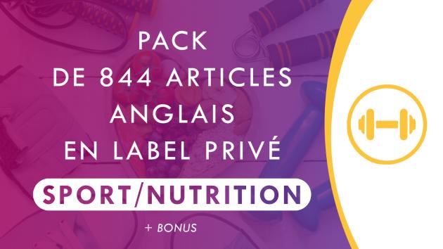 je vais vous fournir un pack de 844 articles label priv u00e9