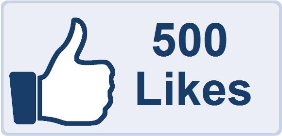 vous offrir 500 Like sur votre page Facebook