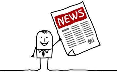 écrire un article ou un communiqué de presse