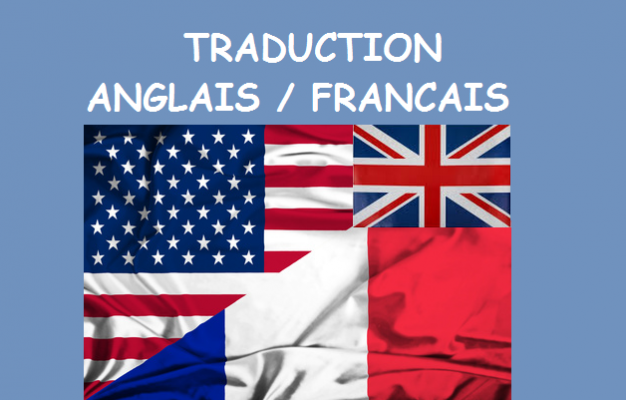 traduire un texte de 500 mots en Français ou en Anglais