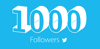 vous envoyer 1000 abonnés Twitter