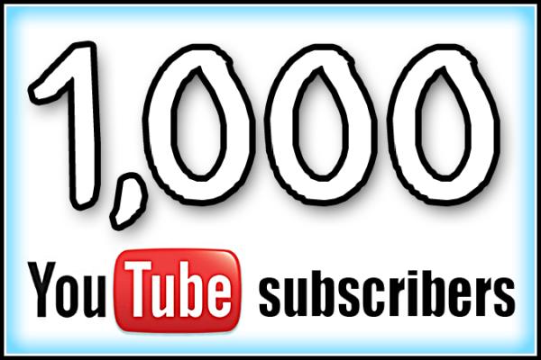 ajouter +1000 abonnés à votre chaine YouTube