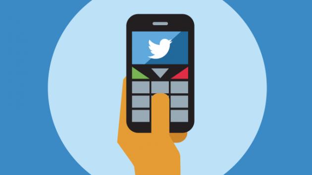 tweeter un message sponsorisé