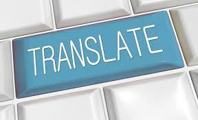 vous traduire vos textes du fançais-anglais ou anglais-français