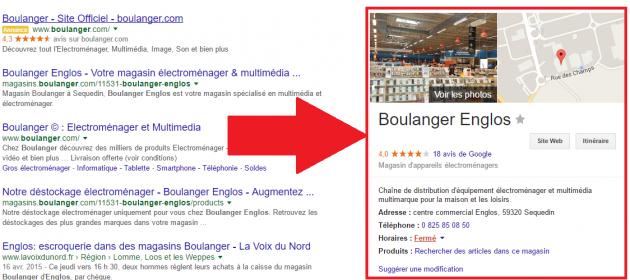 créer votre page google my business