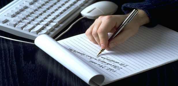 écrire un article de qualité en anglais