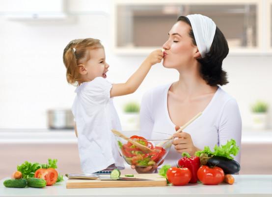 vous donner les secrets  pour  faire  aimer  les  fruits  et  légumes par les enfants