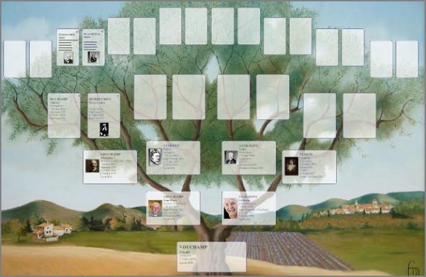 vous aider à commencer votre arbre généalogique