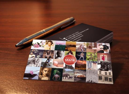 créer une carte de visite professionnelle et dynamique