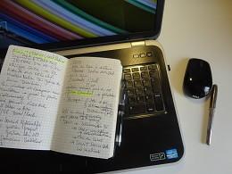 taper à l'ordinateur vos textes manuscrits