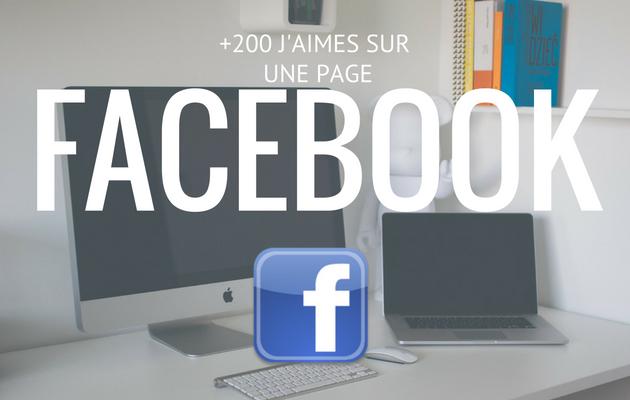 vous fournir 200 likes réels sur votre page Facebook