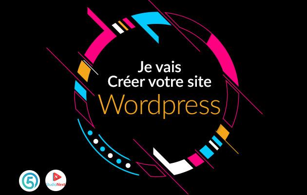 créer votre site internet wordpress professionnel & UNIQUE