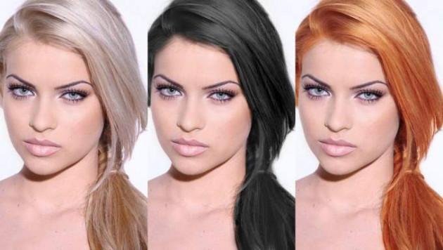 changer la couleur de vos cheveux