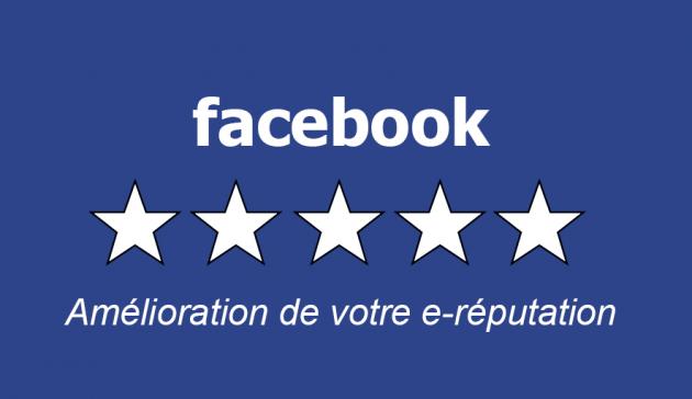 améliorer l'e-réputation de votre page Facebook