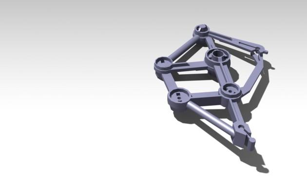 modéliser un objet en 3D