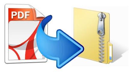 compresser vos fichiers PDF