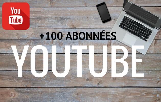 vous fournir 100 abonnées réels sur votre chaine Youtube