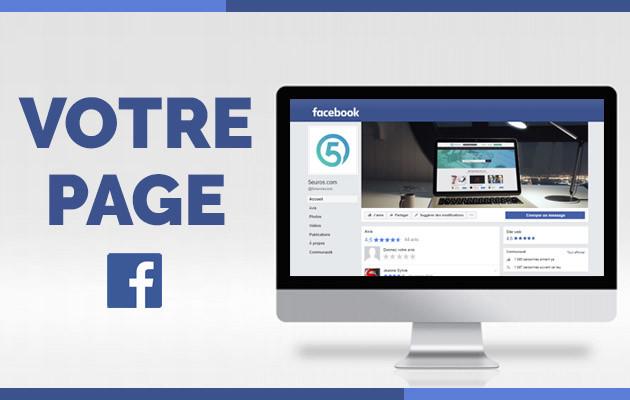 vous créer une page Facebook professionnelle sur mesure
