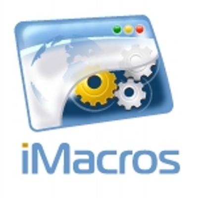 vous faire un programme sur iMacros