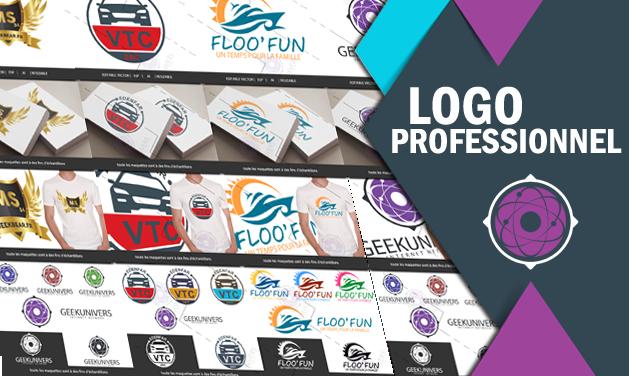 vous faire un logo professionnel