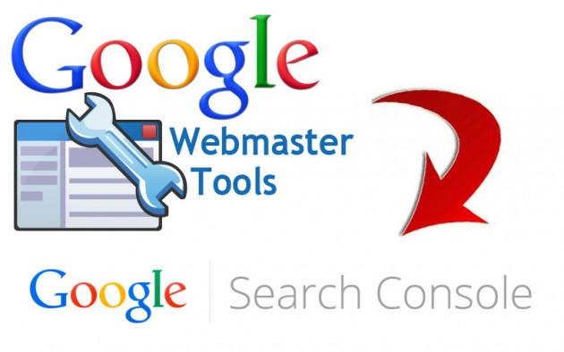 tester et configurer votre Console Google / Webmaster tools