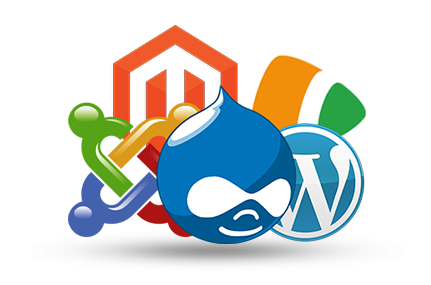 installer votre CMS (Wordpress, joomla, xenforo...)