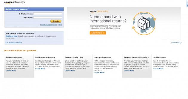 vous conseiller sur les différentes étapes à suivre pour devenir vendeur sur Amazon