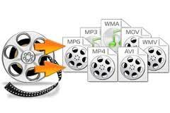 convertir 15 minutes de fichiers vidéos dans les   formats que vous souhaitez.
