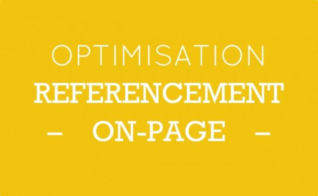 optimiser le référencement on-page de votre site