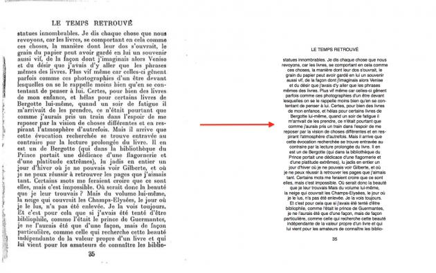 traduire l'image de votre texte imprimé ou dactylographié en fichier de texte
