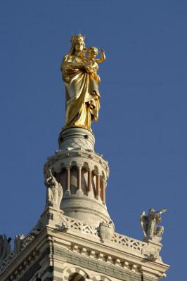 déposer un cierge pour vous à Notre Dame de la Garde