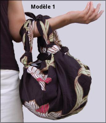 vous faire un sac Furoshiki