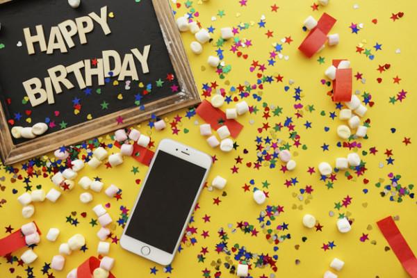 """chanter """"Joyeux Anniversaire"""" à vous ou votre ami par téléphone"""