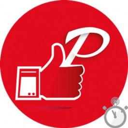 ajouter 400+ abonnés  (Réelles) à votre profil Pinterest