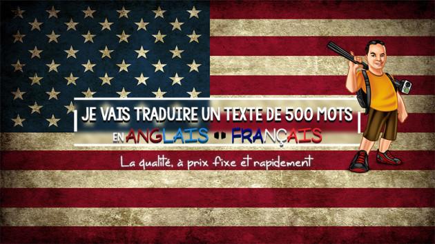 fournir une traduction Français - Anglais de qualité de 500 mots