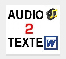retranscrire 3 minutes de votre fichier audio ou vidéo