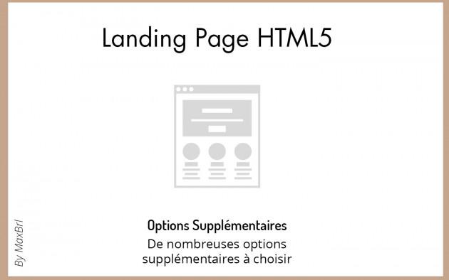 créer votre landing page