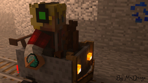 vous créer un magnifique wallpaper Minecraft