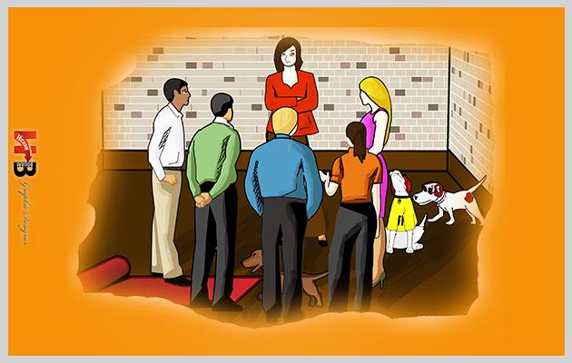 vous créer une illustration pour votre livre, BD, article de presse, publicité, ...