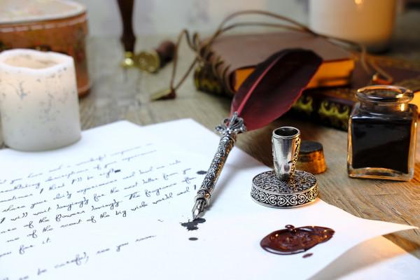 écrire à votre place des lettres d'amour, de rupture, de déclaration ...