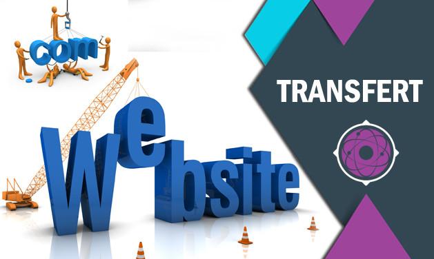 transférer votre site sur un autre serveur