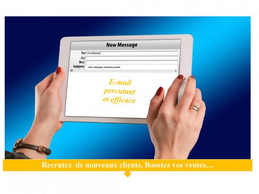 rédiger un email percutant