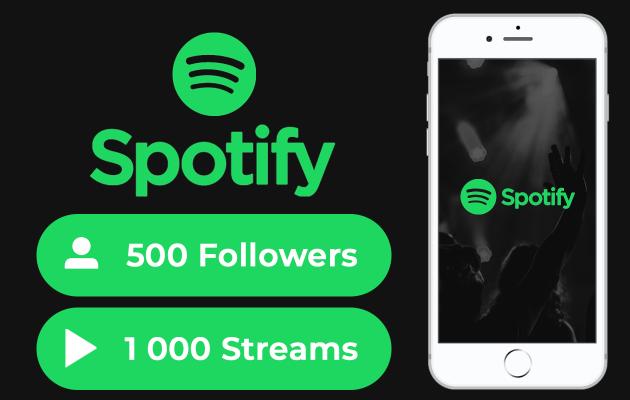 vous fournir 500 Abonnés Spotify de qualité