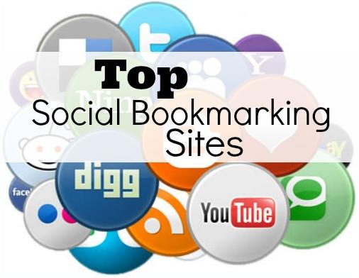 promouvoir votre site auprès des 50 Top social Bookmarks