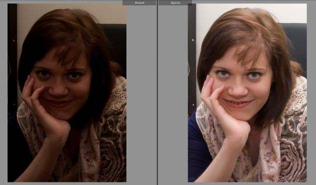 corriger une photo avec Lightroom et Photoshop