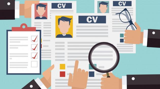 créer un CV clair et dynamique