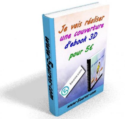 créer une couverture pour votre guide ou ebook 3D